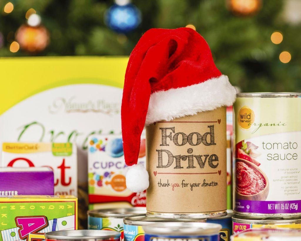 Holiday Food Drive & CSR