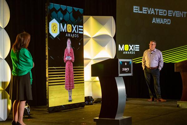 Moxie Awards Hybrid Ceremony