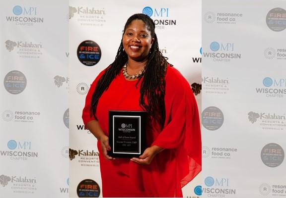 MPI WI Awards Hall of Fame Naomi Tucker